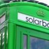 Solarbox: las cabinas de Londres se convierten en verde