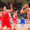 Movistar apoya equipo de baloncesto femenino Rivas Ecópolis