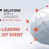 Telefónica, lleva sus soluciones IoT al Congreso Mundial del Internet de las Cosas