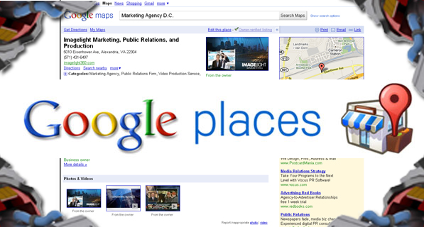 importar datos de Foursquare a Google Places