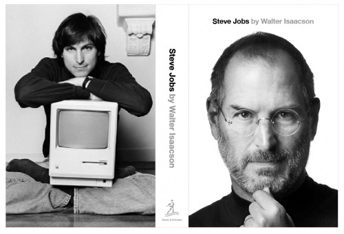 La biografía oficial de Steve Jobs llegaría el 21 de noviembre