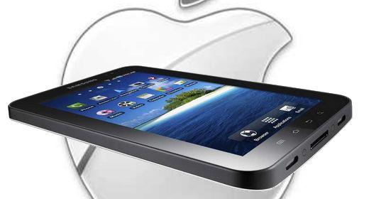 Galaxy Tab solo estará bloqueda en Alemania