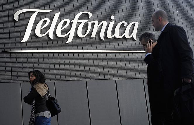 Telefónica crece en Latinoamérica