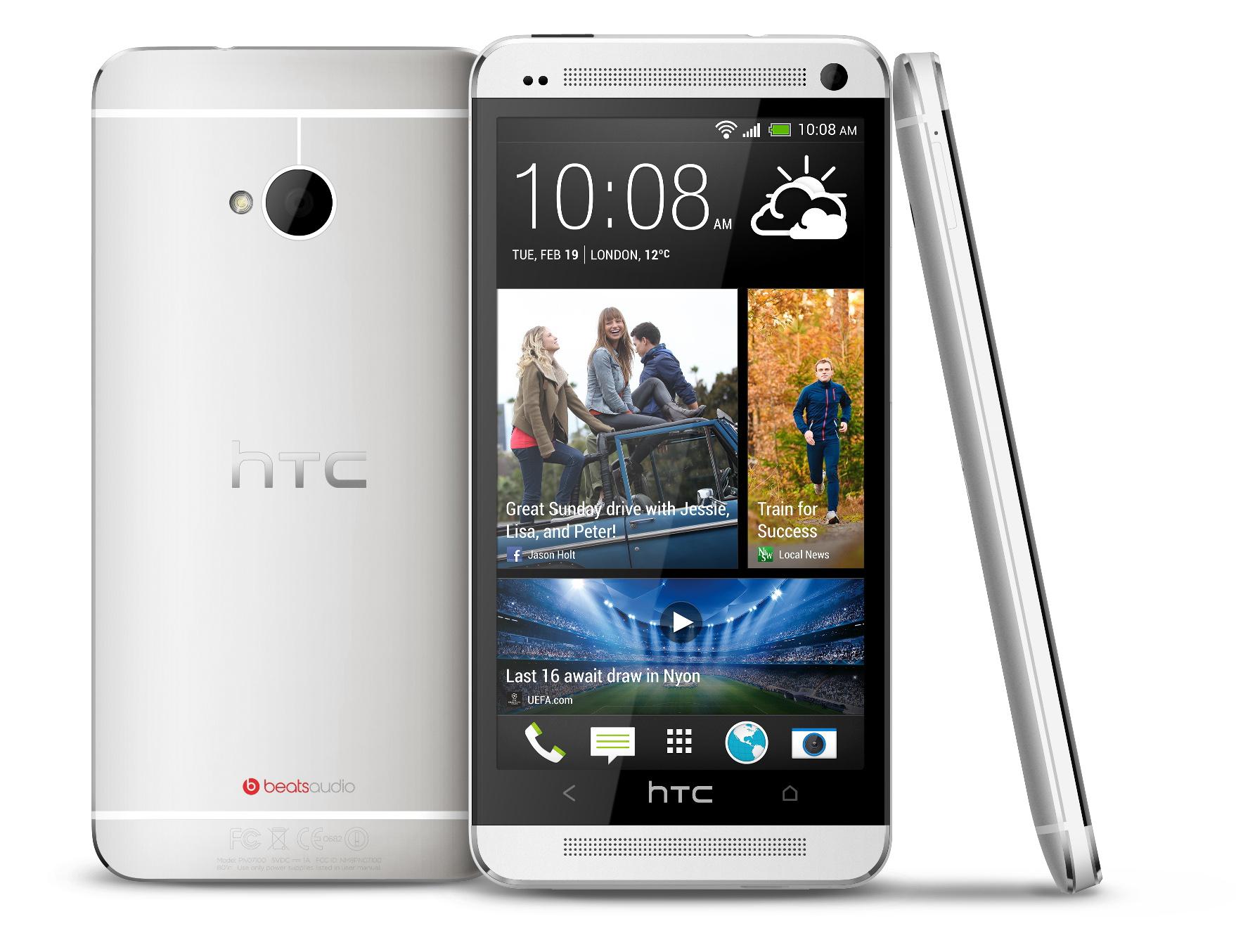 HTC cambiará sus micrófonos en sus HTC One tras la demanda de Nokia