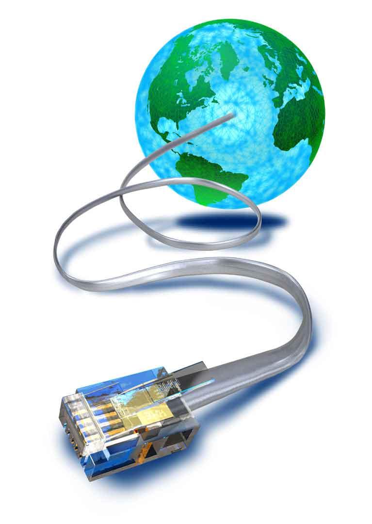 Los españoles y el ADSL