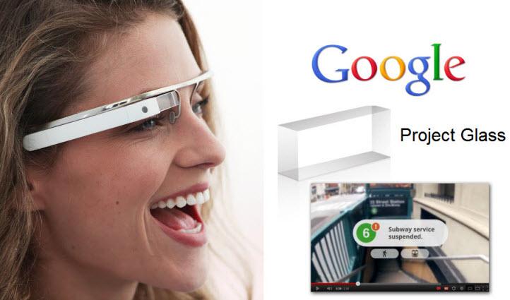 Aparecen los primeros 'tuits' enviados desde Google Glass