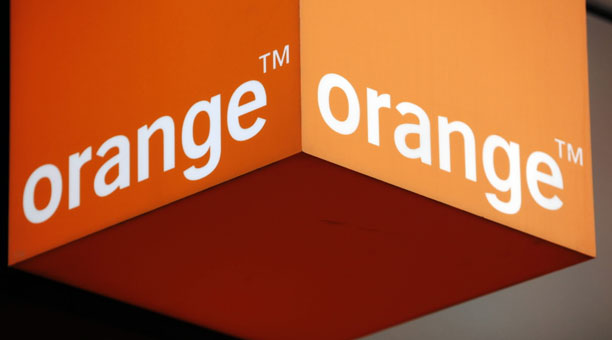 Orange reduce un 1,14% sus ventas