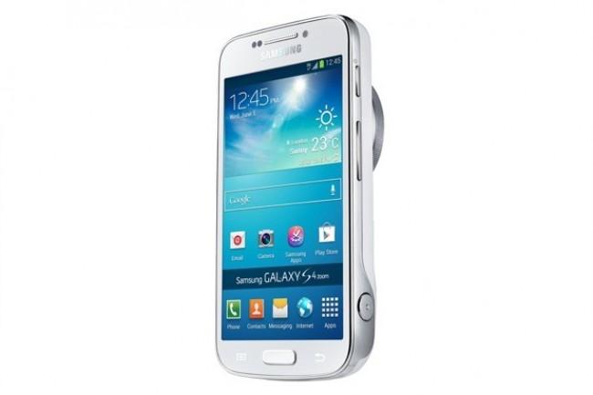 Galaxy S4 Zoom, el gran rival de HTC One