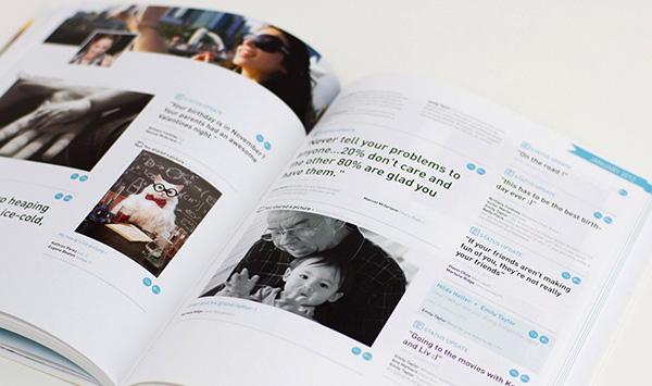 Likebook: el Timeline de Facebook se convierte en un hermoso libro