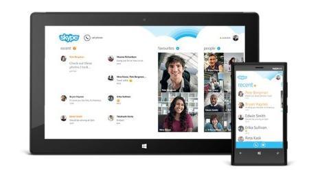 Skype prepara mejoras para las versiones de su aplicación móvil