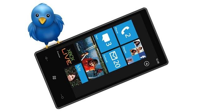 Twitter para Windows Phone: llegan los filtros fotográficos