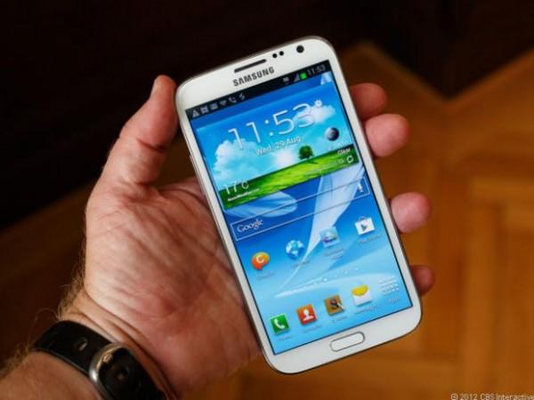 Samsung Galaxy Note 2, Android 4.2.2 cada vez más discutido