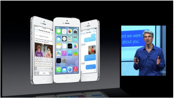 iOS 7, las novedades más destacadas