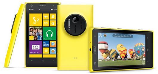 Nokia Lumia 1020, un smartphone con cámara de 41 megapíxeles