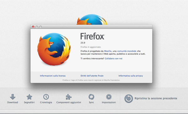 Firefox 23 disponible para su descarga