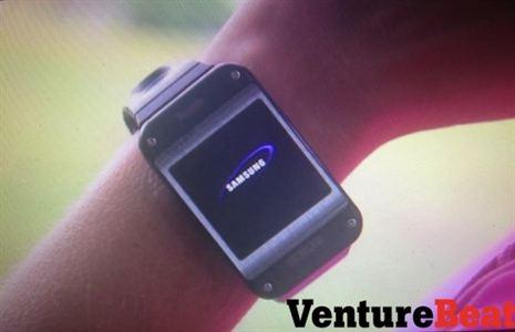Imágenes del Samsung Galaxy Gear