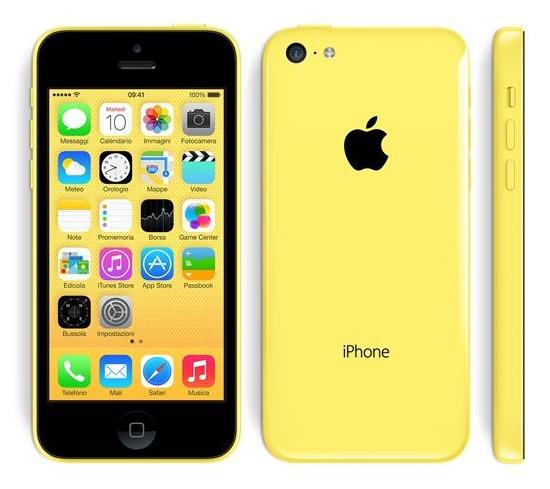 El iPhone 5C podría se una gran oportunidad para Microsoft