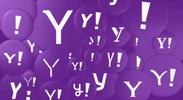 Yahoo!, un nuevo logo en 30 días
