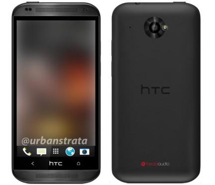 HTC Zara será presentado bajo el nombre de HTC Desire 601