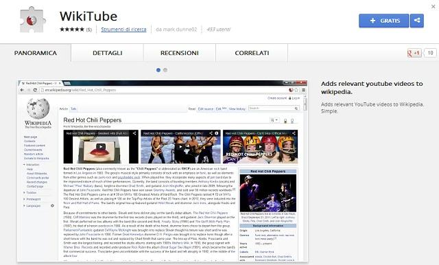 YouTube y Wikipedia se unieron en la extención WikiTube