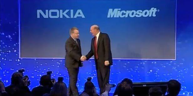 Nokia, Microsoft presiona para cancelar la tableta y la nueva serie Asha