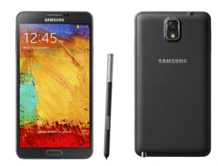 Samsung Galaxy Note 3 con pantalla LCD