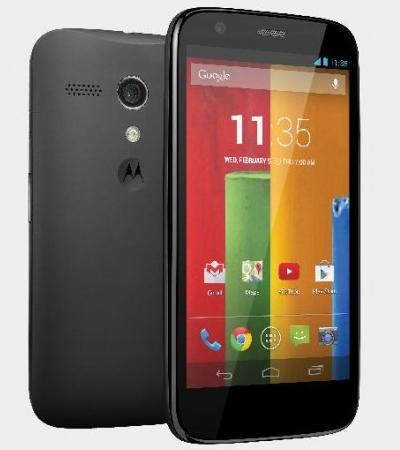 Motorola Moto G, características del nuevo smartphone de gama media