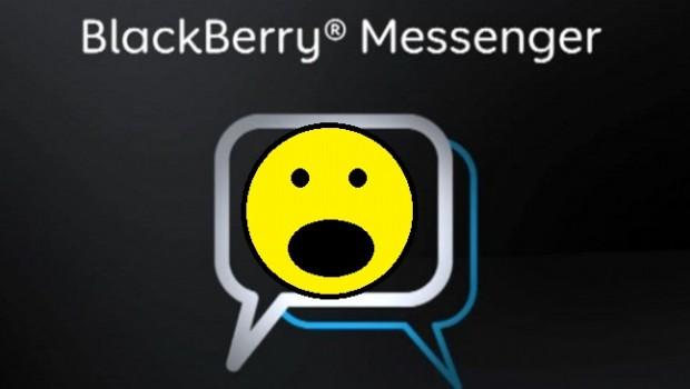 BlackBerry Messenger es un éxito instantáneo con más de 10 millones de descargas