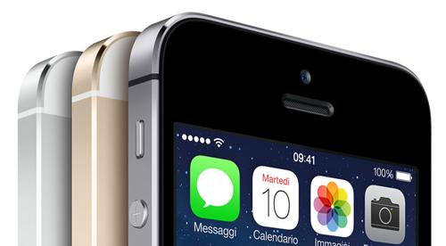 iPhone 5s es récord de ventas en Estados Unidos