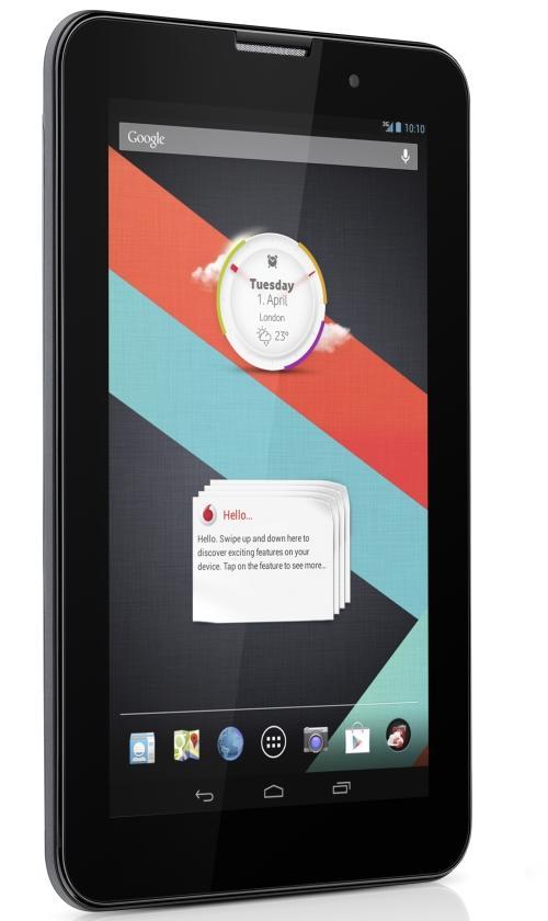 Vodafone Smart Tab III7, nueva tableta económica de 7 pulgadas