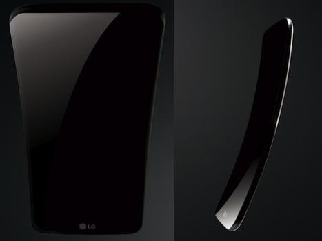 LG G Flex, otro terminal con pantalla curva