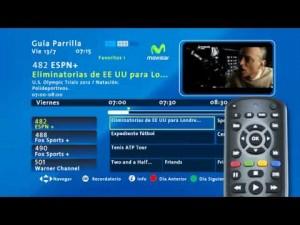 Telefonica Movistar TV