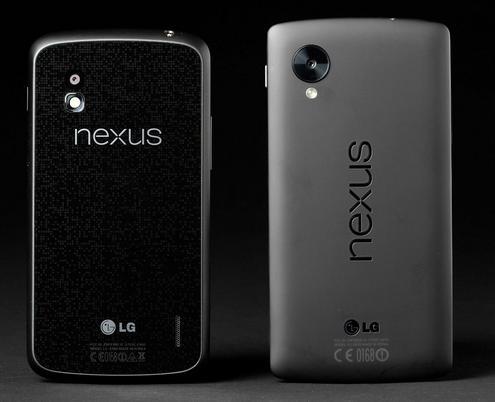 Google Nexus 5, algunas capturas de pantalla confirman sus características técnicas