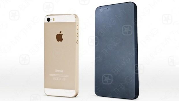iPhone 6: se muestran algunas fotografías de su tamaño y diseño