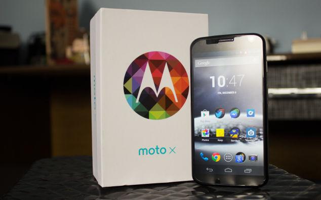 Phablet Android: Motorola lanzará un móvil de 6,3 pulgadas