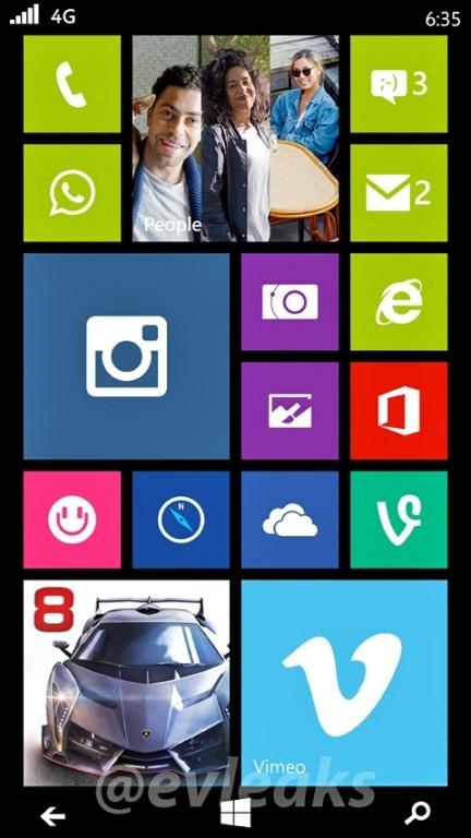 """Nokia Lumia 635 """"Moneypenny"""" con conectividad 4G"""