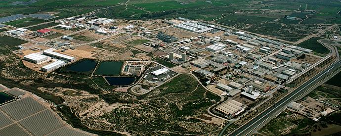 Parque de Alhama contará con fibra óptica de última generación