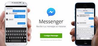 Facebook Messenger se actualiza para iOS y Android: nuevo diseño y funcionalidad