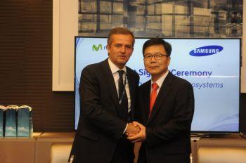 Telefónica y Samsung integran Movistar TV en los Smart TVS