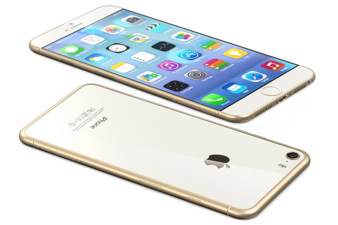iPhone 6 debuta el 19 de septiembre con 128 GB de almacenamiento y display de 5,5″