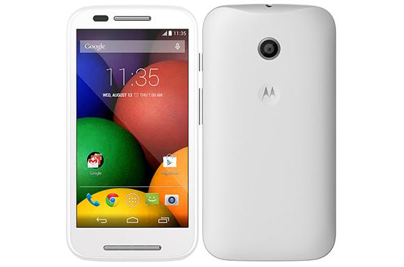 Motorola Moto E, se anuncia oficialmente el nuevo smartphone económico