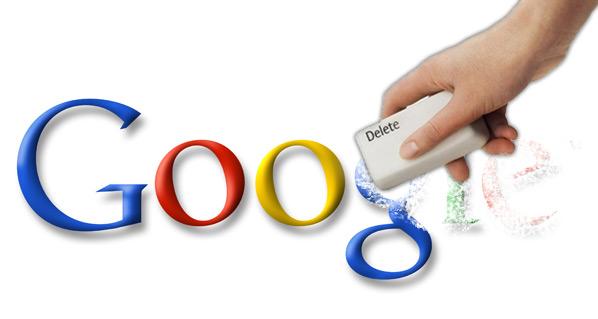 Google avisará de los enlaces retirados por el derecho al olvido