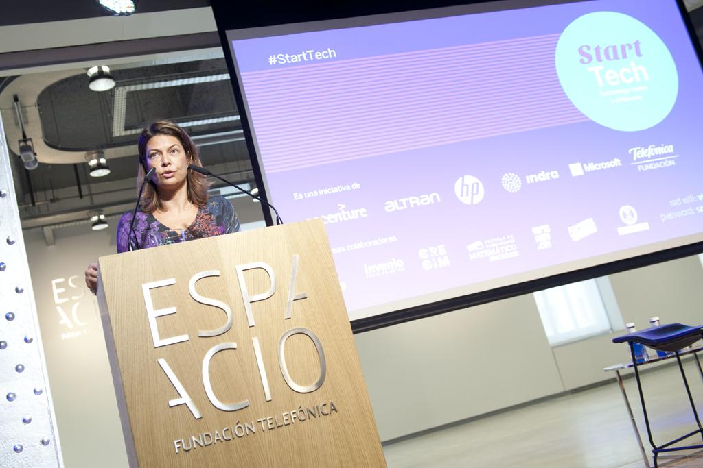 Fundación Telefónica promueve Start Tech