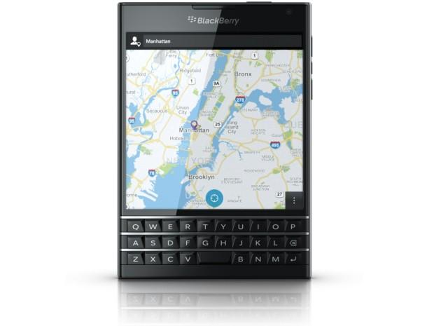 BlackBerry Passport, el nuevo smartphone destinado a los negocios