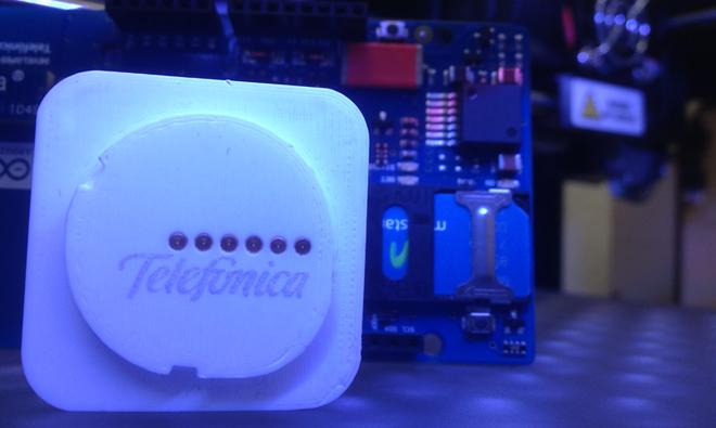 Telefónica muestra el Internet de las Cosas en el Movilforum