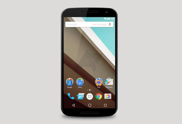 Motorola Nexus 6, primeras imágenes y datos técnicos del nuevo phablet
