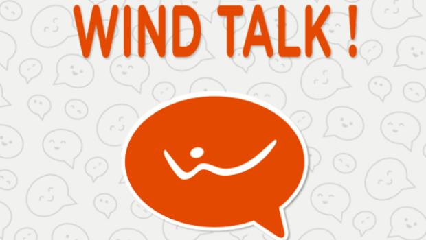 Wind Talk, nueva alternativa a WhatsApp con posibilidad de enviar crédito