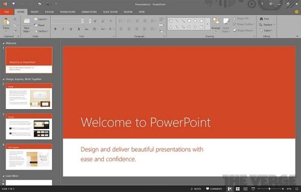 Microsoft Office 16, las últimas novedades