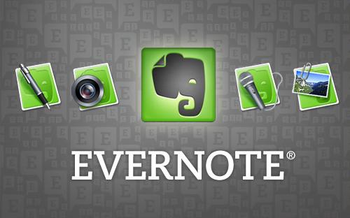 Evernote, la aplicación de mensajería instantánea de Work Chat disponibile
