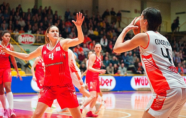 Movistar apoya equipo de baloncesto femenino